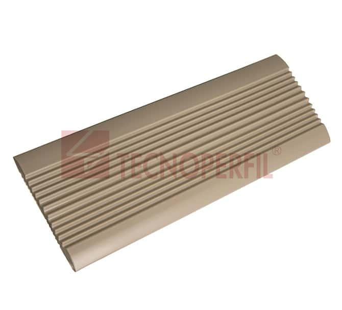ANTIDERRAPANTE PARA RAMPAS E DEGRAUS EM PVC FLEXÍVEL - TEC 910