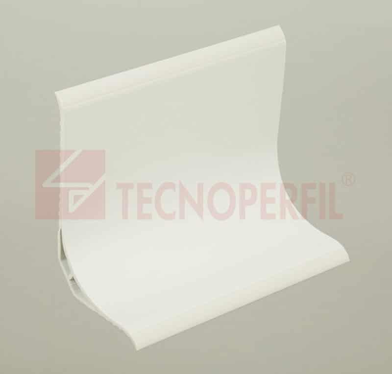CANTO INTERNO DE SOBREPOR EM PVC 48X76MM - TEC 309