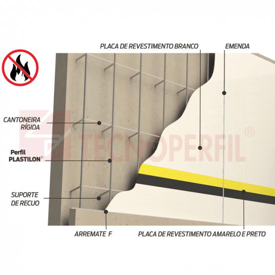 PLACAS DE REVESTIMENTO – TEC 317-R 4