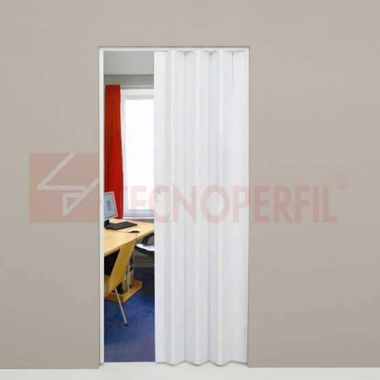 PORTAS SANFONADAS EM PVC – TECNODOOR 012-555x555